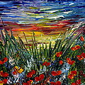 Teresa Wegrzyn - Sunset Meadow