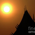 Bob Christopher - Sunset Temple Laos