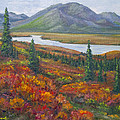 Dee Carpenter - Susitna River Denali Hwy