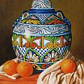 Howard Searchfield - Talavera urn