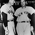 Top Sluggers. Ted Williams by Everett