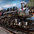 Mike Savad - Train - Steam - 385...