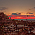 Robert Bales - Turret Arch Sunset