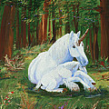 Gail Daley - Unicorns Lap