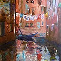 Therese Alcorn - Venice Reflections