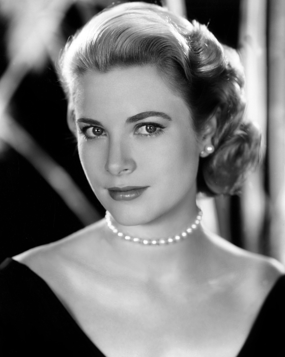 Grace Kelly, 1953 Photograph