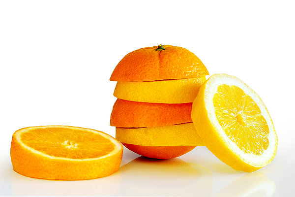 Background Photograph - Oranje Lemon by Carlos Caetano