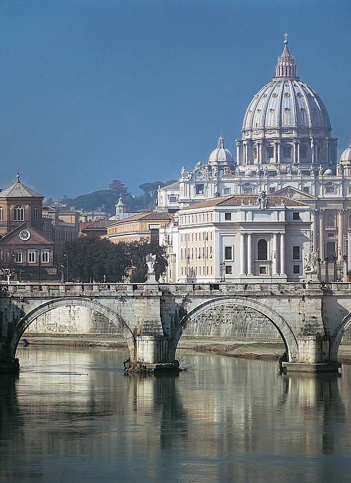 St Peters Basilica, Rome, Italy Photograph