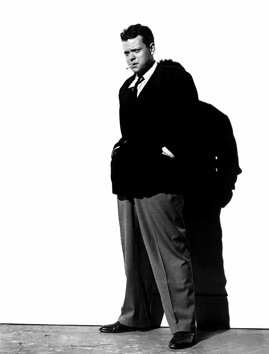 1940s Portraits Photograph - The Lady From Shanghai, Orson Welles by Everett