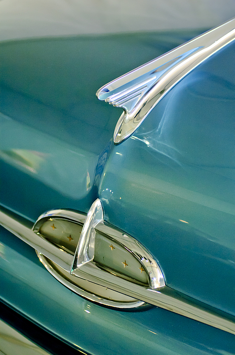 1957 Oldsmobile Hood Ornament 5 Photograph