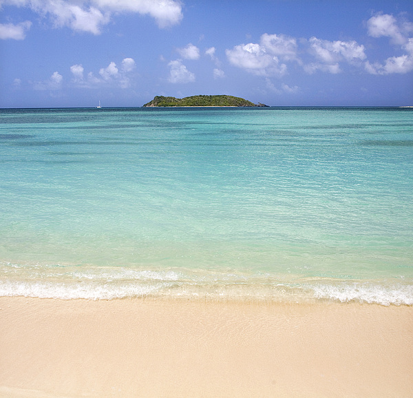 Paradise Beach: Paradise Beach Carriacou Photograph By Peter Phipp