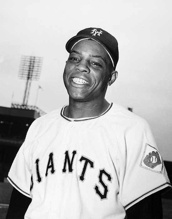 1951 Photograph - Willie Mays (1931- ) by Granger