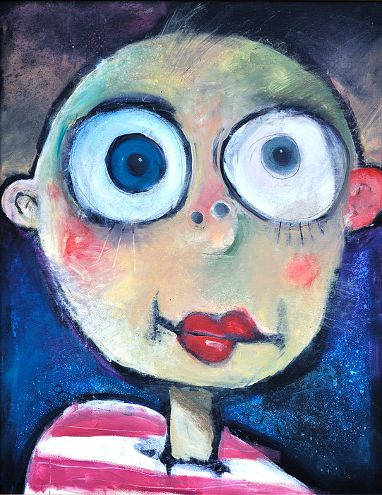 As A Child Painting