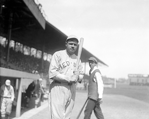 1910s Photograph - Babe Ruth, 1919 by Everett
