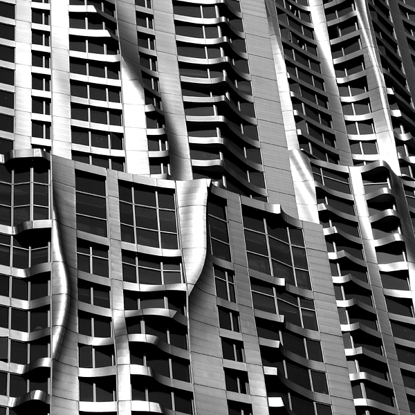 New York Photograph - Beekman Tower Detail by Andrew Fare