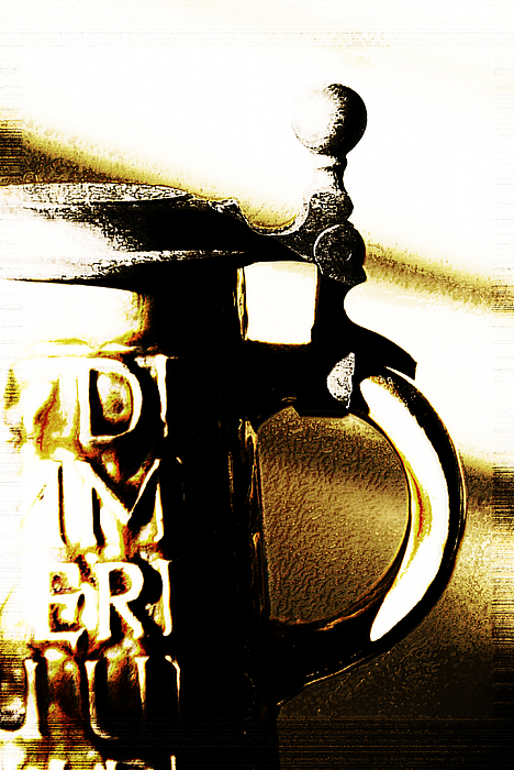 Beer Glass Photograph - Beer Stein by Simone Hester