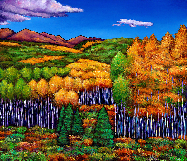 Wyoming Painting - Before The Snowfall by Johnathan Harris