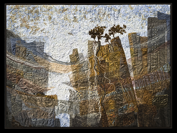 Between Now And Then Tapestry - Textile