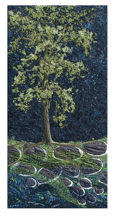 Black Cottonwood Tapestry - Textile