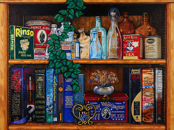 Bric brac and browse painting by rich travis - Broc a brac 51 ...