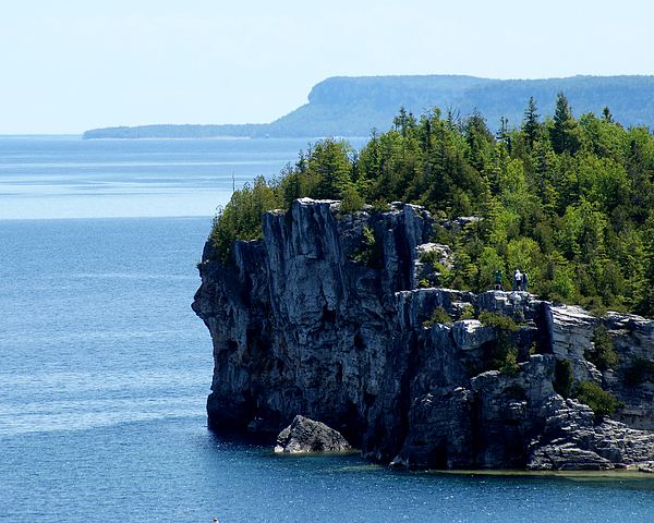 National Park Photograph - Bruce Peninsula National Park by Cale Best