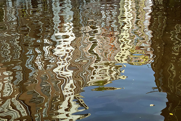 Canal House Reflections Photograph