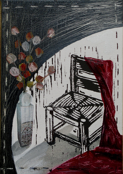 Chair Viii Mixed Media