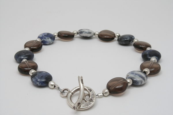 Jewelry Jewelry - Chocolate Blueberry by Jerri Nielsen