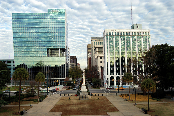 Christmas In Columbia Sc Photograph