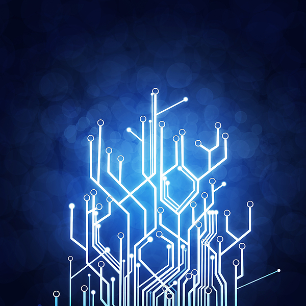 Circuit Board Technology Photograph