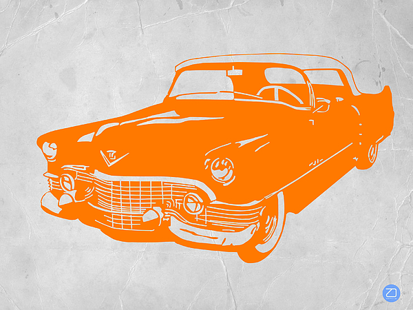 Chevy Drawing - Classic Chevy by Naxart Studio