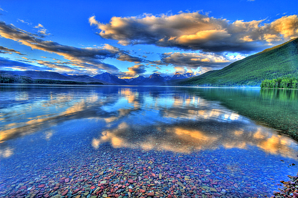Colors Of Clouds Photograph