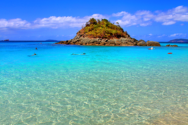 Beach Photograph - Crystal Waters by Scott Mahon