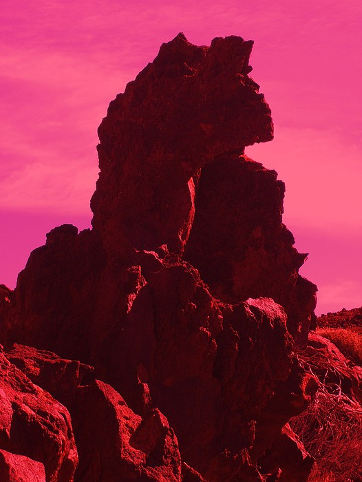 Dragon-rock Photograph
