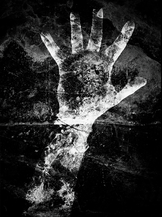 Abstract Photograph - Drowning by Venura Herath