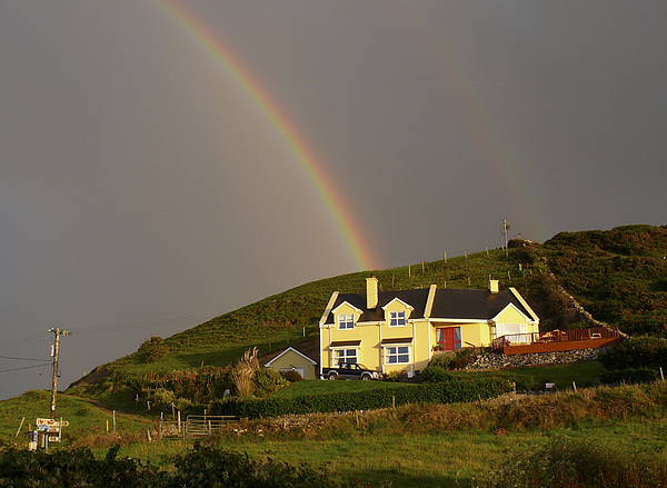 End Of The Rainbow Photograph