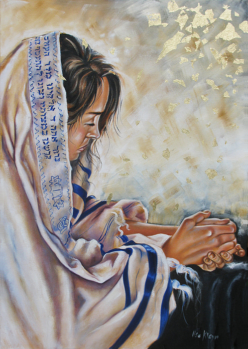 Christian Painting - Glory In His Name by Ilse Kleyn