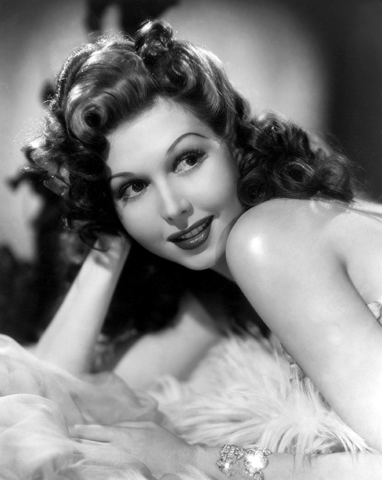Go West Young Lady, Ann Miller, 1941 Photograph