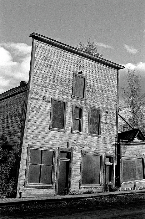 Gold Photograph - Gold Rush Saloon - Dawson City by Juergen Weiss