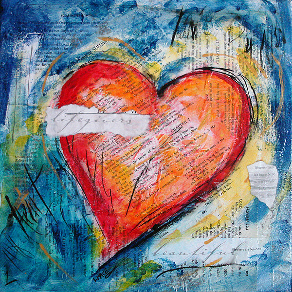 Image result for heart bindings painting