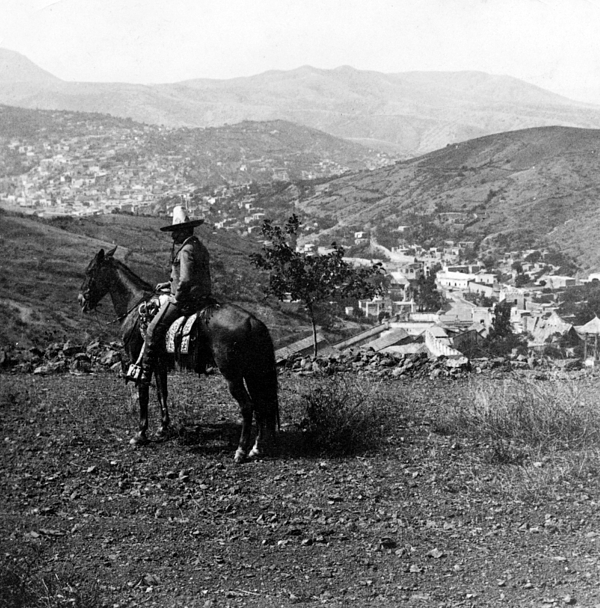 Guanajuato Photograph - Hills Of Guanajuato - Mexico - C 1911 by International  Images