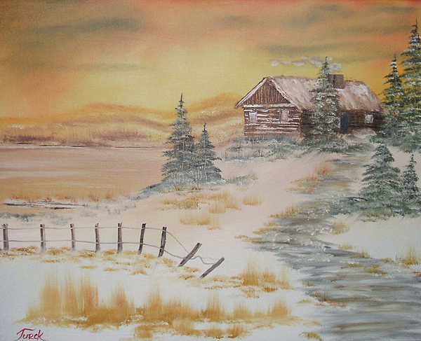 Impressions In Oil Painting - Impressions In Oil - 20 by Bill Turck