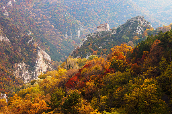 Fortress Photograph - Kings Fortress by Evgeni Dinev