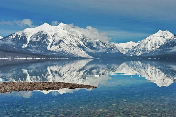 Lake Mcdonald Photograph