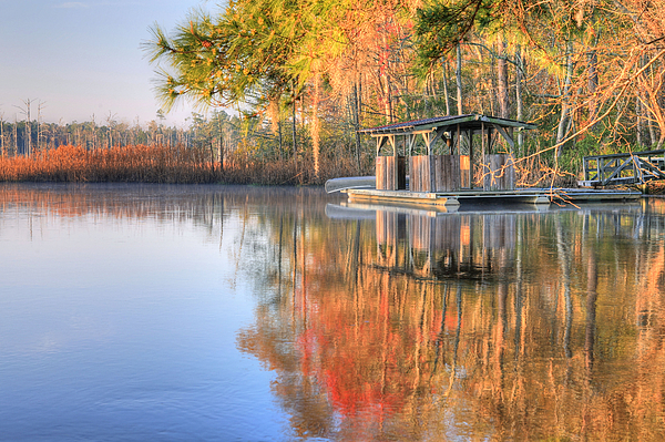 Cape Fear River Photograph - Location Location Location 2 by JC Findley