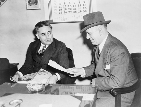 History Photograph - Louis Capone 1896-1944 by Everett