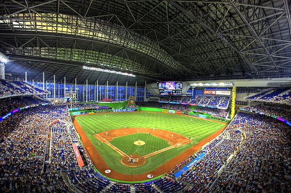 Marlins Park Photograph