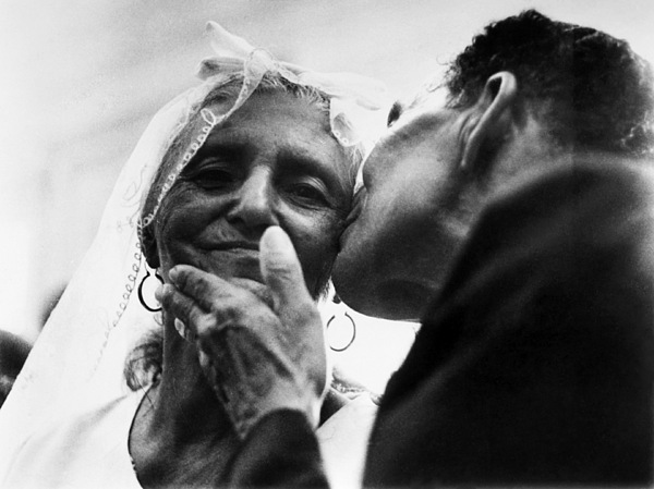 100 Photograph - Marrying At 100 by Granger