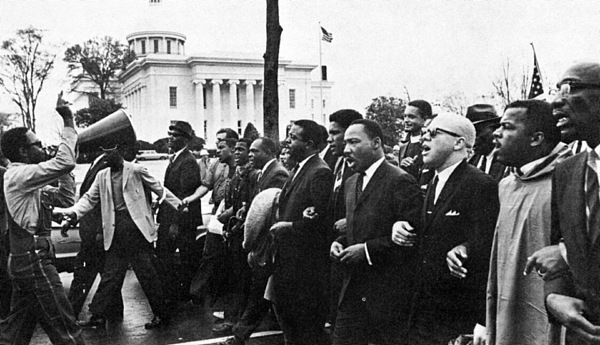 1965 Photograph - Martin Luther King, Jr by Granger