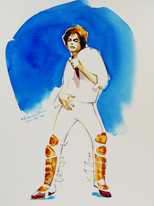Michael Jackson - 30th Anniversary Painting